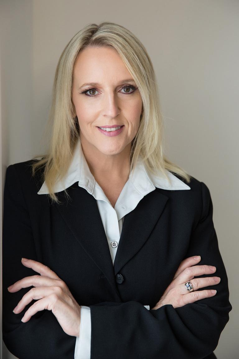 women business portrait headshot glamor